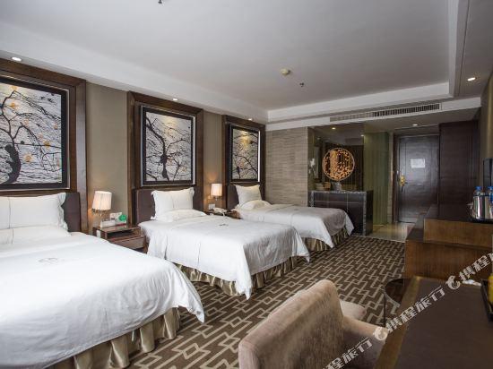 迎商·雅蘭酒店(廣州北京路店)豪華商務三床房