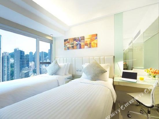 香港富薈上環酒店(iclub Sheung Wan Hotel)標準房