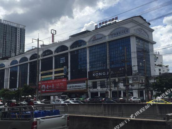 曼谷查達酒店(Bangkok Cha-Da Hotel)周邊圖片