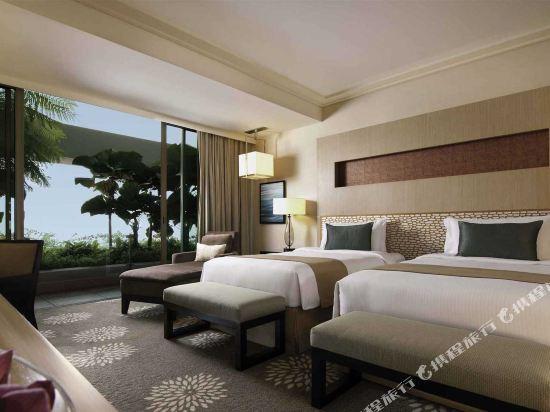 新加坡濱海灣金沙酒店(Marina Bay Sands)尊貴房