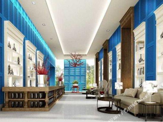 華欣阿瑪瑞酒店(Amari Hua Hin)公共區域