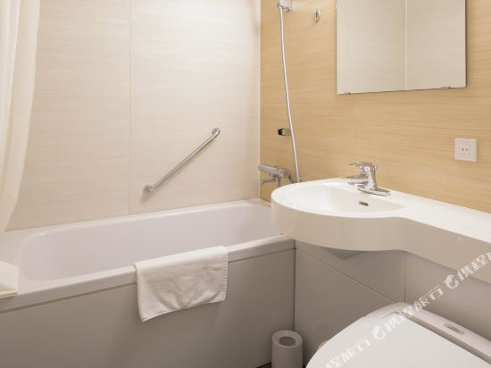 京阪澱屋橋酒店(Hotel Keihan Yodoyabashi)雙床房