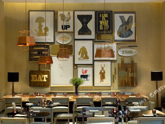 廣州W酒店(W Guangzhou)西餐廳
