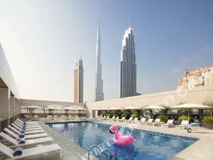 羅夫迪拜市中心精品酒店(Rove Downtown Dubai)