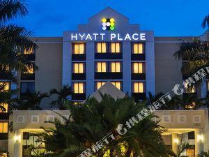 勞德代爾堡第17街會議中心凱悅廣場酒店(Hyatt Place Fort Lauderdale 17th Street Convention Center)