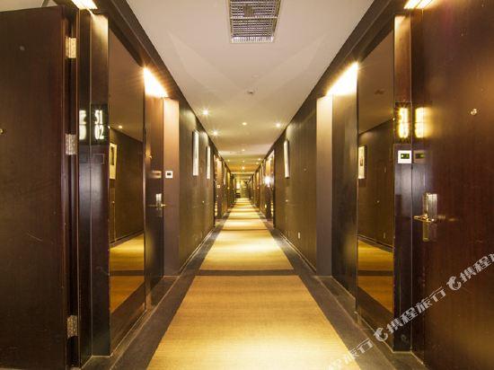 上海中山公園云睿酒店公共區域