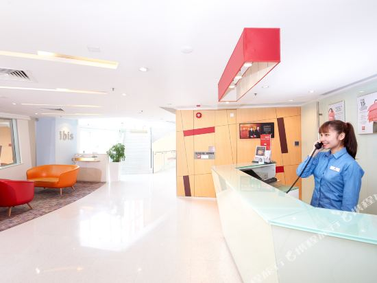 宜必思香港北角酒店(Ibis Hong Kong North Point)公共區域
