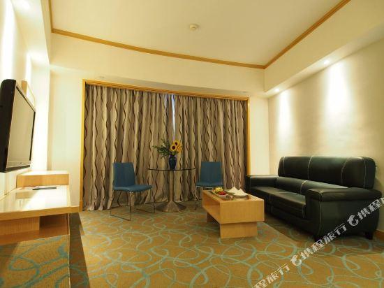 香港園景軒(Garden View Hong Kong)Grandluxe套房