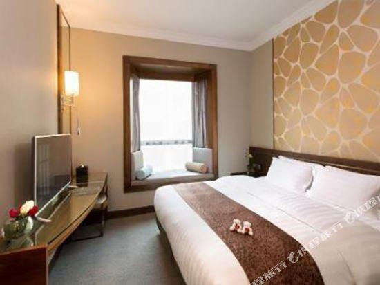 香港珀麗酒店(Rosedale Hotel Hong Kong)相連高級房