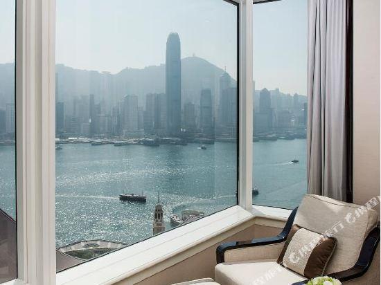 香港半島酒店(The Peninsula Hong Kong)特級豪華海景房