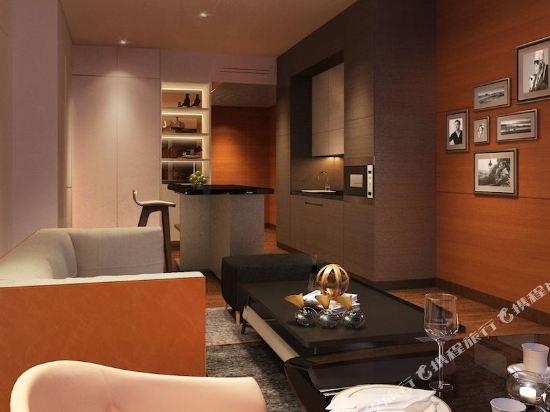 吉隆坡源宿酒店(Element Kuala Lumpur by Westin)天際線兩卧套房