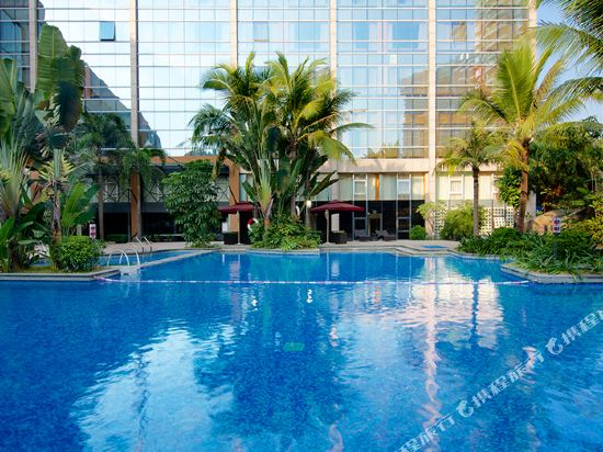 深圳博林聖海倫酒店(St.Helen Hotels)外觀