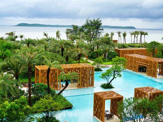 深圳佳兆業萬豪酒店(Shenzhen Marriott Hotel Golden Bay)公共區域
