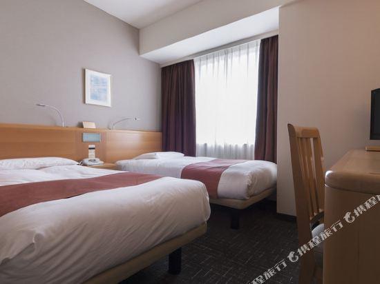 東京灣有明華盛頓酒店(Tokyo Bay Ariake Washington Hotel)休閒雙床房