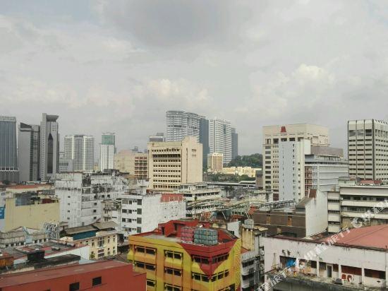 吉隆坡昂卡薩酒店(Ancasa Hotel & Spa Kuala Lumpur)眺望遠景