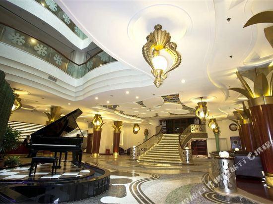 深圳鴻隆明華輪酒店(Cruise Inn)公共區域