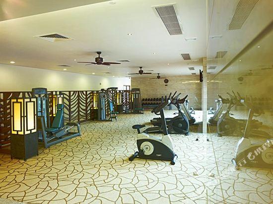 中山温泉賓館(Zhongshan Hot Spring Resort)健身房