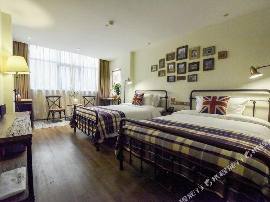美豪酒店(深圳機場店)(Mehood Hotel)維多利亞雙床房
