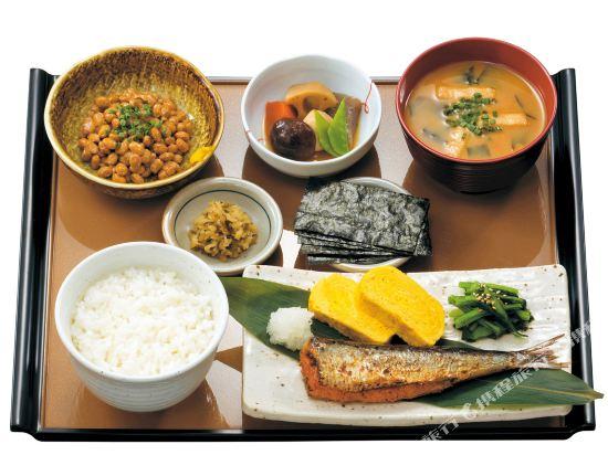 博多祗園大和ROYNET酒店(Daiwa Roynet Hotel Hakata Gion Fukuoka)餐廳