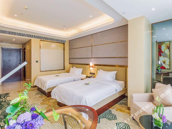 珠海拱北東方印象大酒店(The Oriental Impression Hotel)豪華雙床房