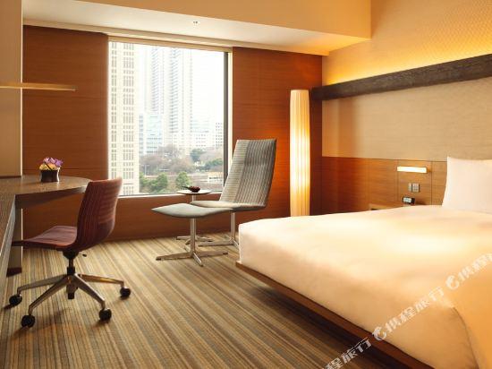 東京凱悅酒店(Hyatt Regency Tokyo)俱樂部特大床房