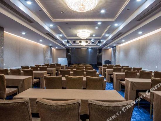 萬信酒店(上海世博園店)(Wassim Hotel (Shanghai World Expo Center))會議室