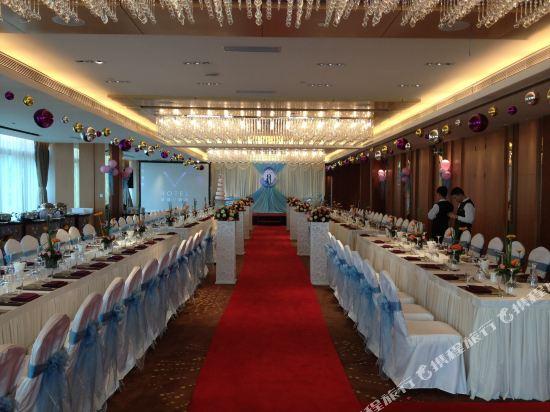深圳皇庭V國際公寓(原皇庭禮尚公寓)(Wongtee V International Apartment)婚宴服務