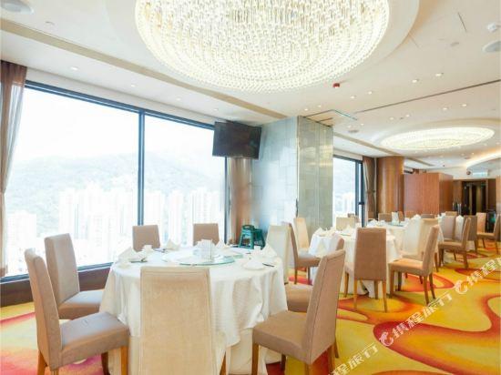 香港悅來酒店(Panda Hotel)中餐廳