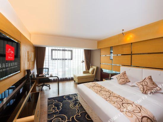 珠海嘉麗城景酒店(Jia Li City View Hotel)豪華大床房