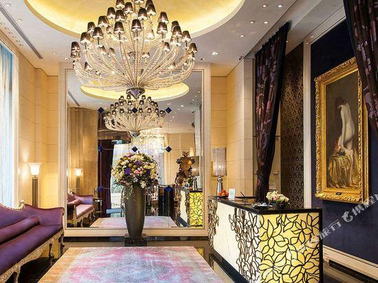 台北怡亨酒店(Hotel éclat)公共區域