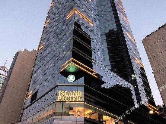 香港港島太平洋酒店(Island Pacific Hotel)外觀