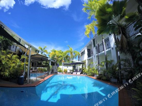 Crystal Garden Resort & Restaurant Cairns