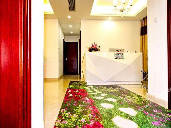 泰萊尚寓度假公寓(珠海海洋王國口岸店)(Tailai Shangyu Holiday Apartment (Zhuhai Ocean Kingdom Port))公共區域