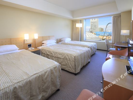 東京巨蛋酒店(Tokyo Dome Hotel)三人房