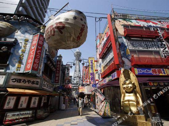 大阪難波假日酒店(Holiday Inn Osaka Namba)周邊圖片