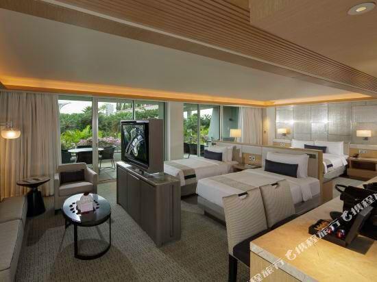 新加坡濱海灣金沙酒店(Marina Bay Sands)家庭一室房