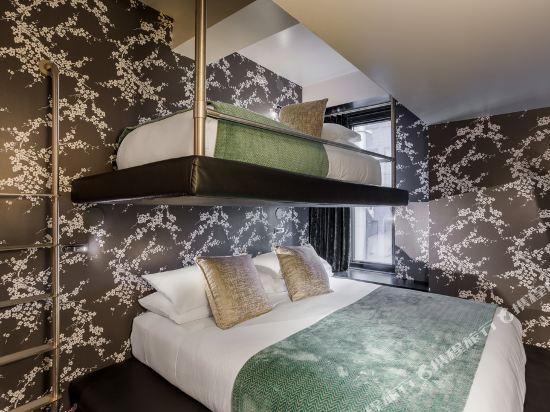紐約優雅精品室友酒店(Room Mate Grace Boutique Hotel New York)三人房