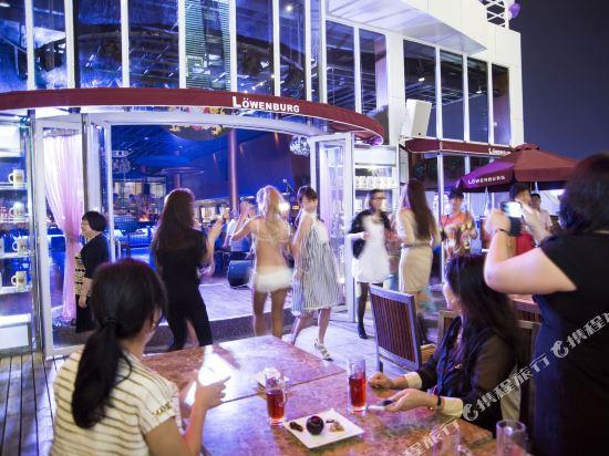 深圳鴻隆明華輪酒店(Cruise Inn)酒吧