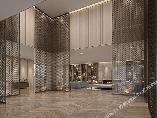 北京東直門亞朵S酒店(Atour S Hotel (Beijing Dongzhimen))公共區域