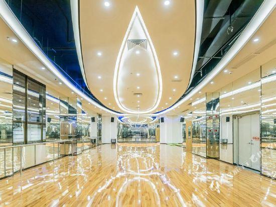 喜悅門酒店(佛山樂從傢俱城店)(Ceramik Hotel (Foshan Lecong Furniture City))健身娛樂設施