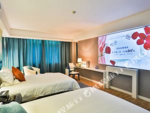 悅季酒店(東莞南城步行街店)(原新基酒店)(ENJOY HOTELS)