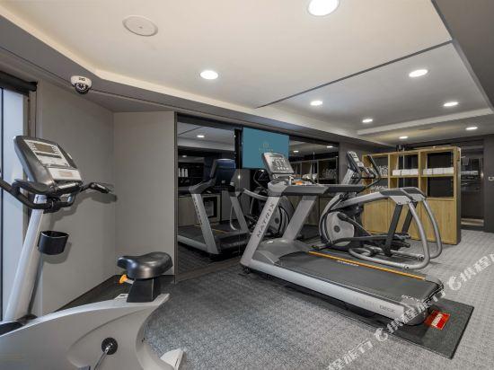 台北慕軒飯店(Madison Taipei Hotel)健身房