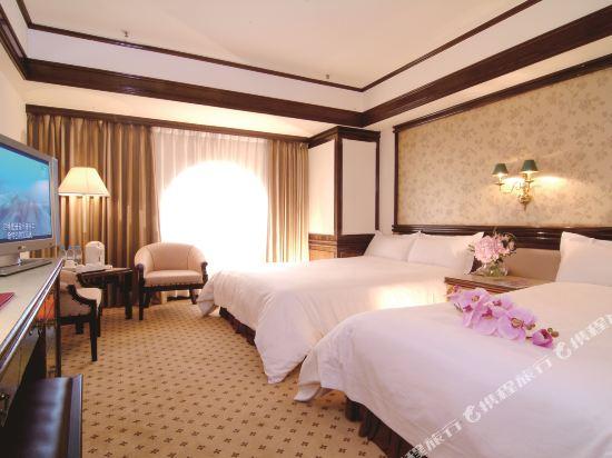 高雄京城大飯店(Hotel King's Town)家庭4人房