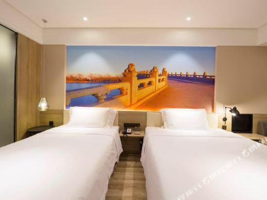 北京花鄉新天壇亞朵酒店(Atour Hotel Beiijng Huaxiang New Temple of Heaven)高級標準房
