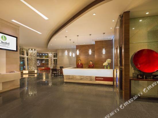 香港如心銅鑼灣海景酒店(L'hotel Causeway Bay Harbour View Hong Kong)公共區域