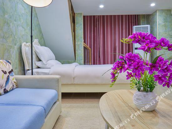 維多利亞公寓(廣州奧園廣場店)(Victoria Apartment (Guangzhou Aoyuan Plaza))複式三床房