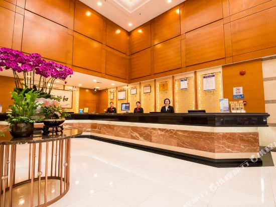 深圳寰宇大酒店(Shenzhen Universal Hotel)公共區域