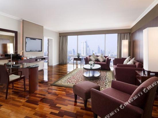 曼谷鉑爾曼G酒店(原曼谷索菲特是隆酒店)(Pullman Bangkok Hotel G)行政套房