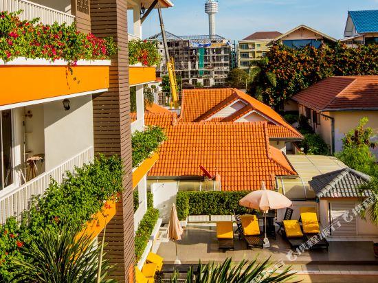 新北歐家庭酒店(Family Residence)豪華房