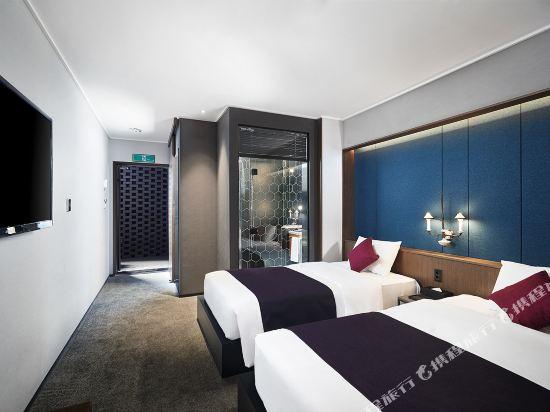 釜山南凡德寇酒店(South Vandeco Hotel Busan)標準房